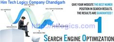Web Design in Chandigarh - Software Development Mohali - SEO Companies Chandigarh - Him Tech Logics: Top Companies in SEO Chandigarh