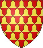 Armes de la famille de Baufremont. They were originally barons and eventually acquired a marquisate, a duchy and a principality.