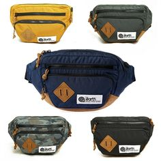 THE EARTH [Outdoor] - WAIST BAG Crossbody Bags For Travel, Travel Bags, Tote Bag, Waist Pack, Cloth Bags, Messenger Bag, Pouch, Backpacks, Shoulder Bag