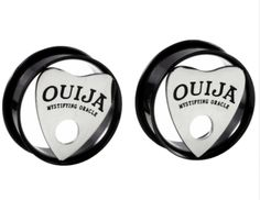 2pcs Steel Ouija Boa
