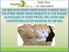 Buy online Air bra, Purchase Air Bra from Healthskyshop.com