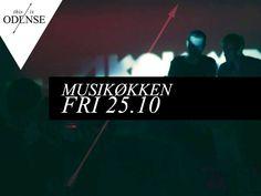 Musikøkken #7 Kosmisk elektroklub på kulturmaskinen www.thisisodense.dk/4043/musik-kken-7