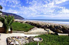 ...today at undisclosed location, Pacific Coast Hiway, north of Ventura CA