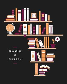 EDUCATION IS FREEDOM - Support free quality education around the globe with #Sevenly