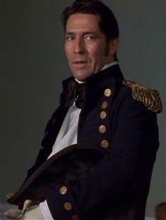 Ciaran Hinds- 1st Captian Wentworth - exceptional British actor - looks exactly Beautiful!
