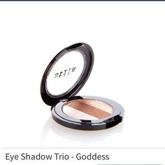 Stila Godess eyeshadow trio Brand new in box! Two available. Stila eye shadow trio in goodness. Create the perfect smokey eye in these pretty shimmery shades! Stila Makeup Eyeshadow
