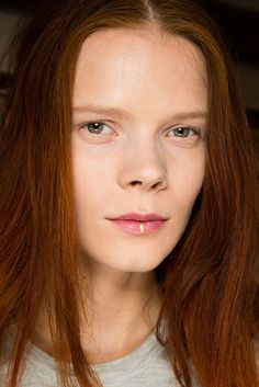 Dries Van Noten Spring 2015 Ready-to-Wear - Beauty - Gallery - Style.com
