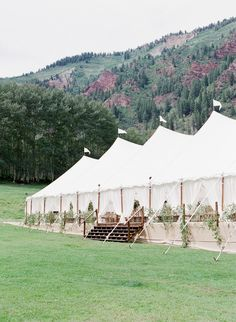 25 Breathtaking Tents for Your Outdoor Wedding | Brides