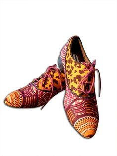 Stella Jean african print oxfords.  https://www.facebook.com/SWWLS.Dallas www.SocietyOfwomenWhoLoveShoes Twitter @ThePowerofShoes Instagram @SocietyOfWomenWhoLoveShoes