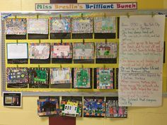 My favorite art project through the year. We do an artist study on Faith Ringgold and create our own array quilts.