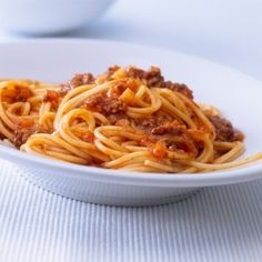 Quick  Easy Spaghetti Bolognese (Bolognaise) Recipe from Sonja Bakkers Weight Loss Diet     #idiot-proof-recipes