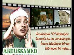 Hafız Abdulbasit Abdüssamed Duha ve İnşirah Sureleri - YouTube