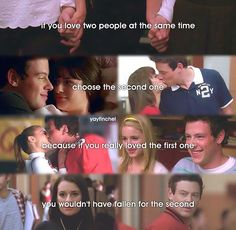 If only Finn knew it was that easy. Scandal Quotes, Glee Quotes, Scandal Abc, Mood Quotes, Funny Quotes, Qoutes, Glee Rachel And Finn, Lea And Cory, Best Series On Netflix