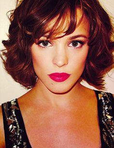 Rachel McAdams. She is perfect