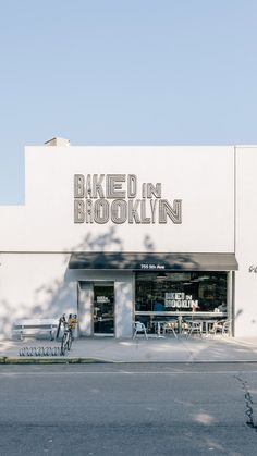 Brooklyn Neighborhoods: Check out what life is really like in Greenwood all thanks to this definitive guide. Brooklyn Coffee, Brooklyn Neighborhoods, Nyc Real Estate, Shop Fronts, Cool Cafe, Boutique Shop, Shopping Center, What Is Life About, Retail Design