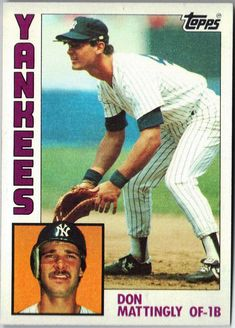 1988 Star Co Don Mattingly /& Mike Schmidt Trading Card Set 11 Nm//Mt