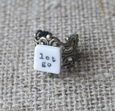 Hey, I found this really awesome Etsy listing at https://www.etsy.com/listing/127764485/let-go-porcelain-and-filigree-adjustable