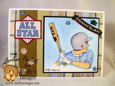 Send A Smile 4 Kids Challenge Blog: Top Three Card by Darlene