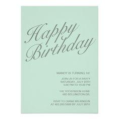 #birthdayinvitation #happybirthday