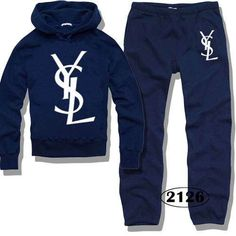 Yves Saint Laurent Mens Tracksuits