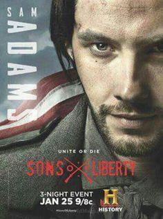 Sons of Liberty   Ben Barnes