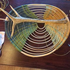 Creative basketry - decolonising