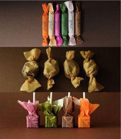 melt chocolate packaging