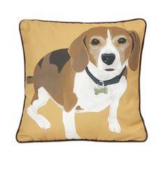 Otis Dog Pillow