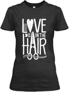 Love Is In The Hair!!