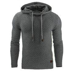 Cheap hooded sweatshirt men, Buy Quality hoodies men directly from China sweatshirt men Suppliers: Hoodies Men 2018 Hot Male Long Sleeve Solid Color Hooded Sweatshirt Mens Hoodie Tracksuit Sweat Coat Casual Sportswear S-4XL