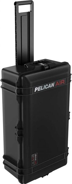 Pelican Air 1615 is a sleek and modern travel case suitcase with a premium look and feel. It has an average