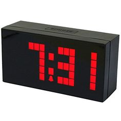 Special Offers - Chihai Big Fonts Easy-to-read LED Alarm Clock(red) - In stock & Free Shipping. You can save more money! Check It (July 13 2016 at 07:28AM) >> http://wallclockusa.net/chihai-big-fonts-easy-to-read-led-alarm-clockred/
