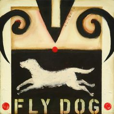 Fly Dog by Sheila Norgate