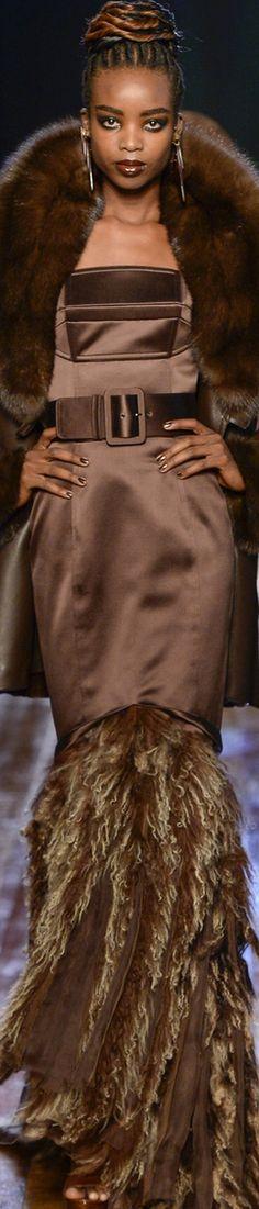 Jean Paul Gaultier Fall 2016 Couture via LOLO repin BellaDonna'sLuxuryDesigns