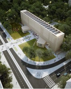 The New Bauhaus Museum | Chris Precht | Penda. #competition