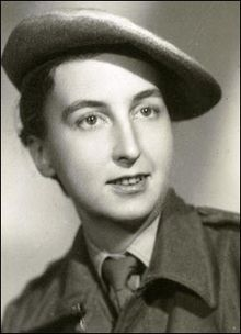 Cecile Pearl Witherington, World War II SOE agent born in Paris to British parents