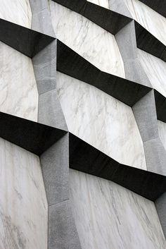 Yale University, Beinecke Library by Gordon Bunshaft