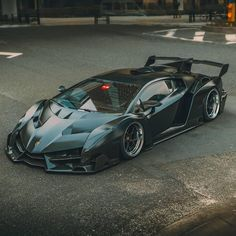 Lamborghini veneno - Custom Cars West: Used Cars Englewood Luxury Sports Cars, Top Luxury Cars, Exotic Sports Cars, Cool Sports Cars, Super Sport Cars, Exotic Cars, Super Fast Cars, Lamborghini Veneno, Custom Lamborghini