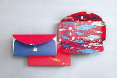 老楊方塊酥 2013 新年紅包袋 | MyDesy 淘靈感