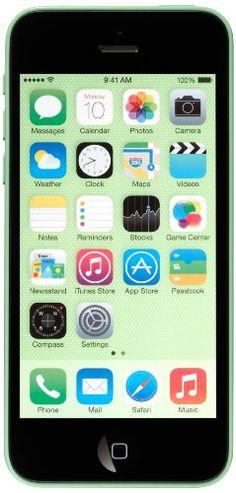 Apple iPhone 5c 16GB (Green) - AT&T Apple