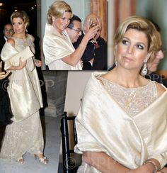 Queen Of Netherlands, Royal Queen, Royal Brides, Queen Maxima, Princess Style, Stunning Dresses, Royal Fashion, Fashion Outfits, Womens Fashion