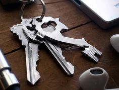 The Key to a Hassle-free Life | Yanko Design