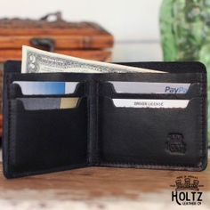 Find gifts for him. Men love our handmade fine leather wallets, journals, portfolios, drinkware, keychains, and travel accessories . Shop now for Christmas!