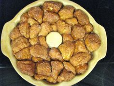Monkey Bread- Easy Recipe when we have guests over!