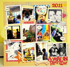 Layout: a Year in Review *American Crafts*