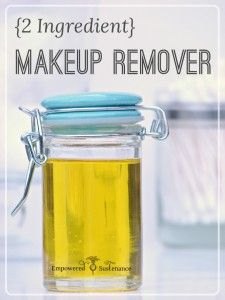 Love this idea!  I am so tired of paying for makeup remover! Best thing---I have all of the ingredients!