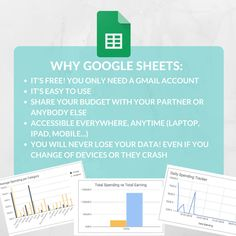 Easy Budget Spreadsheet Template Expense Tracker Family Budget
