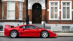 The supercars of London: part two - BBC Top Gear