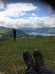 Walking Club, Hiking Boots