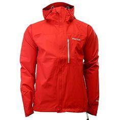 Marmot Men\'s Minimalist Jacket, Team Red, Medium